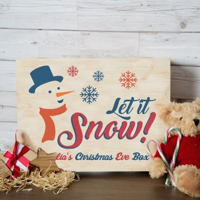 LET IT SNOW CHRISTMAS EVE BOX