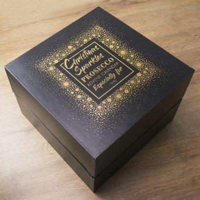 NON PERSONALISED PROSECCO ADVENT BOX