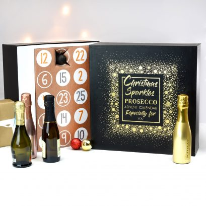 PROSECCO ADVENT CALENDAR GIFT BOX