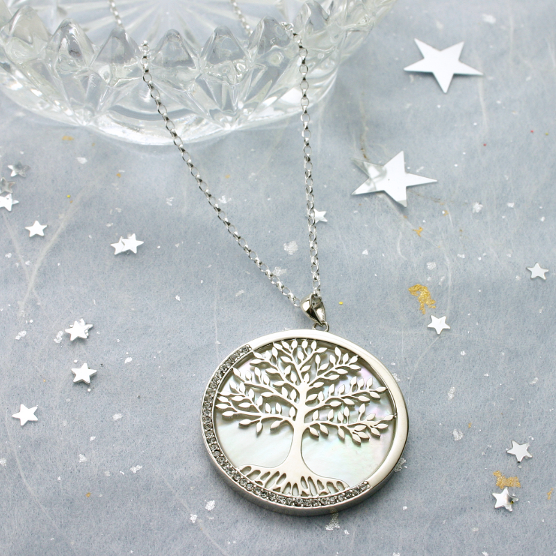 TREE OF LIFE MOP PENDANT