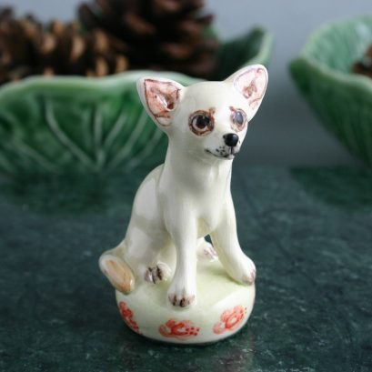 CHIHUAHUA CHINA FIGURE