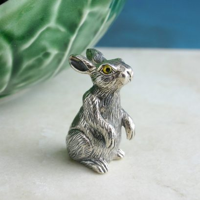 MINIATURE SILVER RABBIT
