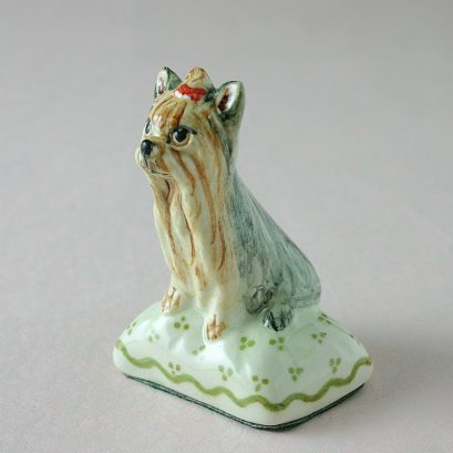 Yorkshire Terrier Figure