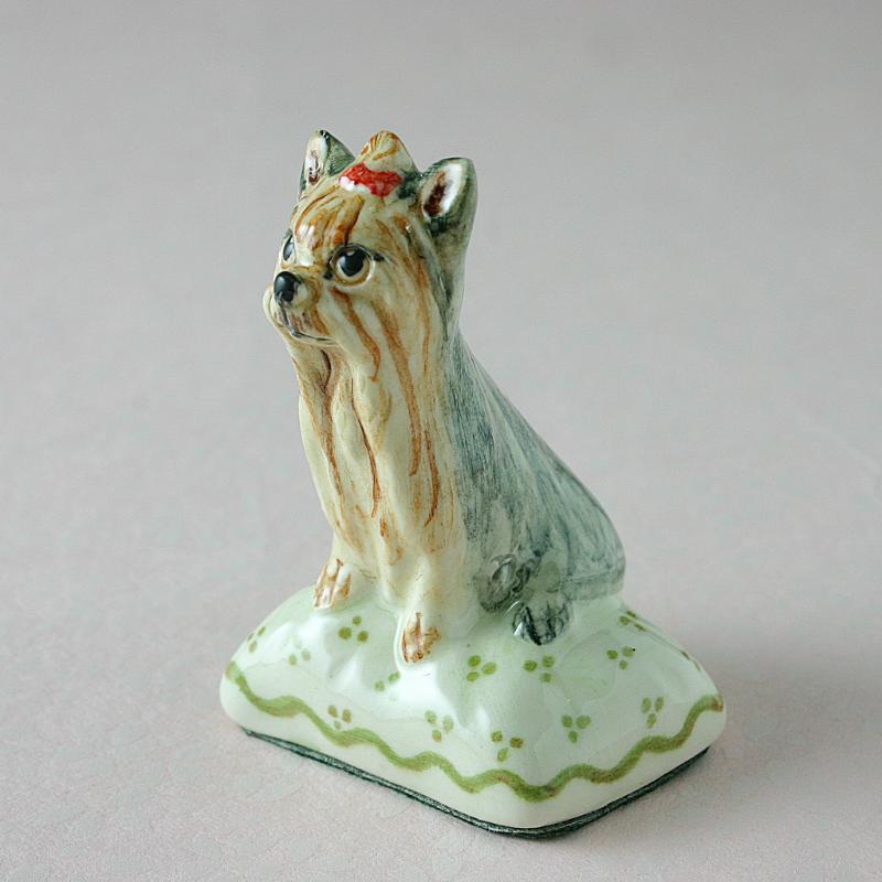 Yorkshire Terrier Figure
